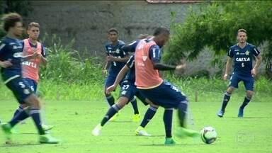Flamengo busca melhor formação para suprir ausência de Diego na semifinal do Carioca - Meia se recupera de lesão no joelho e deve ficar pelo menos seis semanas afastado.
