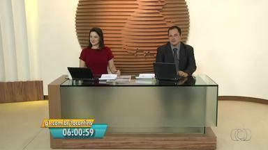 Confira os destaques do Bom Dia Tocantins desta quinta-feira (20) - Confira os destaques do Bom Dia Tocantins desta quinta-feira (20)