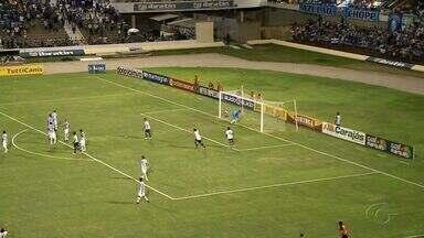 CSA e ASA empatam em jogo no Estádio Rei Pelé - Partida terminou um a um.