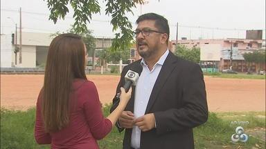 Prefeitura de Macapá planeja mutirões de limpeza nas praças da capital - Reparos iniciarão no dia 24 de abril, na praça Nossa Senhora de Fátima.