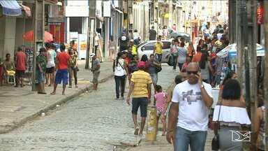 Veja a movimentação do comércio durante o feriado em São Luís - Veja a movimentação do comércio durante o feriado em São Luís