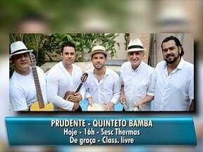 Veja a programação cultural para esta sexta-feira - Confira os eventos realizados no Oeste Paulista.