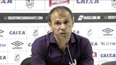 No Vasco, Andrezinho sente a coxa e Guilherme Costa será o substituto - No Vasco, Andrezinho sente a coxa e Guilherme Costa será o substituto