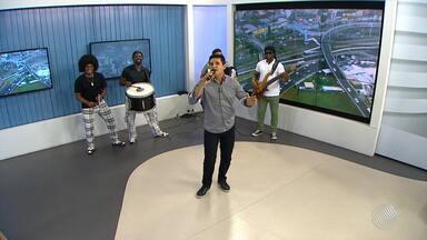 Forrozeiro Del Feliz é o convidado no estúdio do BMD - Confira algumas das novidades do artista baiano.