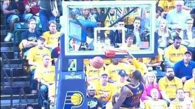 Cleveland Cavaliers abre 3 a 0 na série contra Indiana Pacers pelos Playoffs da NBA - Cleveland Cavaliers abre 3 a 0 na série contra Indiana Pacers pelos Playoffs da NBA