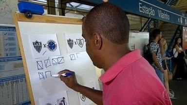 Quais times vão se enfrentar na final do Mineiro? Com a palavra, o torcedor - Torcedores dão palpites sobre a final do Campeonato Mineiro