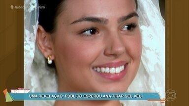 Relembre a estreia de Ísis Valverde na telinha da Globo - Atriz estreou na TV na segunda versão da novela 'Sinhá Moça', em 2006. Em matéria para o 'Video Show', Ísis contou que Bruno Gagliasso a convenceu a seguir na carreira