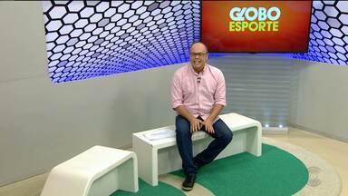 Assista à íntegra do Globo Esporte PB-CG de sexta-feira (21.04.2017) - Veja quais os destaques.