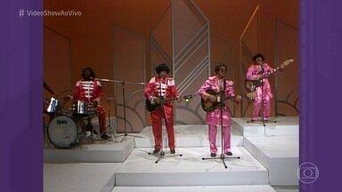 Socorro! Os Trapalhões imitam os Beatles - Relembre o divertido clipe de Didi, Dedé, Mussum e Zacarias