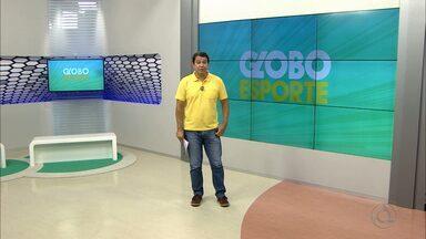 Confira na íntegra o Globo Esporte desta sexta-feira (21/04/2017) - Kako Marques traz as principais notícias do esporte paraibano
