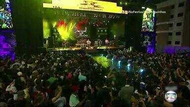 Festival Viva Dominguinhos é realizado em Garanhuns - 29 artistas foram selecionados para a 4ª edição entre os 79 habilitados em convocatória. Taxa de ocupação nos hotéis em 2016 foi de 95%.