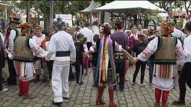 Festival de tradições em Antonina vai até sábado (22) - As atrações são de graça.