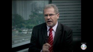 Ex-prefeito de Guarulhos, Sebastião Alves de Almeida aparece nas delações da Odebrecht - Os delatores disseram que a empreiteira fez doações ilegais às campanhas dele, com interesse na privatização do sistema do serviço de água e esgoto da cidade.