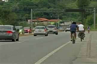 Movimento nas estradas que cortam o Alto Tietê foi calmo nesta sexta-feira (21) - Parque Centenário foi o destino escolhido por muita gente em Mogi das Cruzes.
