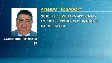 Delação da Odebrecht: Ex-deputado Márcio Reinaldo aparece em lizta de delator - Ele também é ex-prefeito de Sete Lagoas