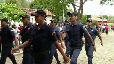 Sebollas, em Paraíba do Sul, faz homenagem a Tiradentes - Distrito era ponto de parada do líder da Inconfidência Mineira.