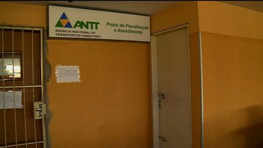 Posto da agência ANTT que fica na rodoviária de Petrolina está fechado - O local, além de realizar fiscalizações, serve também para os passageiros fazerem denúncias.