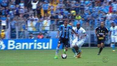 Grêmio poupa titulares na Libertadores pensando no Gauchão - O Grêmio enfrenta o Novo Hamburgo no Estádio do Vale.