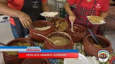 São José realiza a Festa do Mineiro - Evento aconteceu nesta sexta-feira.