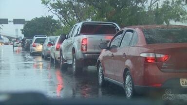 Veja como foi movimentação em estradas do Amazonas durante feriado - Nem a chuva impediu amazonenses de curtir 'folga' prolongada.