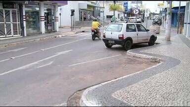Feriado de Tiradentes deixas Araguaína com as ruas vazias - Feriado de Tiradentes deixas Araguaína com as ruas vazias