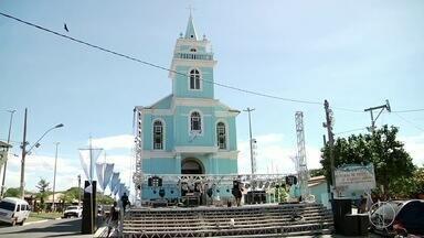 São João da Barra, RJ, recebe festa da Nossa Senhora da Penha - Assista a seguir.