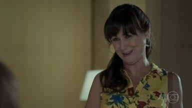 Edinalva vai ao escritório de Ruy - Abigail despista a mãe de Ritinha