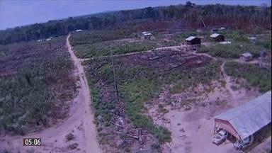 Equipe especializada em homicídios tentará identificar autores de chacina em MT - Os nove homens mortos na chacina em Colniza já foram identificados. Sete eram de Rondônia, um de Alagoas e um de Mato Grosso.