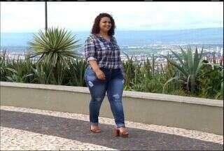 Mulheres esbanjam beleza com peso acima da média - Saiba mais em g1.com.br/ce