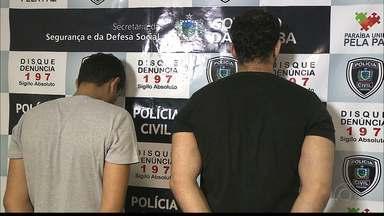 JPB2JP: Presos mais dois estrangeiros suspeitos de envolvimento com organização criminosa - A polícia suspeita que eles estariam falsificando documentos para facilitar entrada de pessoas de outros países no Brasil.