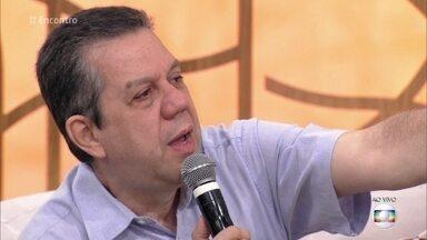 Pasquale Cipro Neto analisa letra de 'Tempo Rei' - Professor comenta as música de Gilberto Gil que falam sobre o envelhecimento