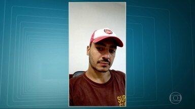 Estudante morre depois de ser espancado em bar de São João de Meriti - A família diz que Bruno Mello foi agredido depois de reclamar do valor da conta