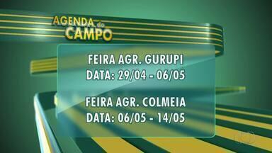 Confira a agenda do campo para o Tocantins no Momento do Agronegócio - Confira a agenda do campo para o Tocantins no Momento do Agronegócio