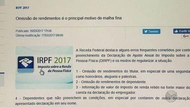Contribuintes que perderam prazo para declarar IR já podem acertar contas com o Leão - Multa pode chegar a 20% do valor do imposto devido.