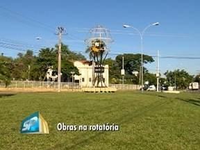Prefeitura anuncia construção de monumento para o centenário de Presidente Prudente - Obra será feita na rotatória do Museu Municipal.