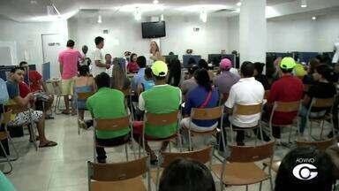 Prazo para regularização de eleitores faltosos termina nesta terça (2) - O repórter Douglas Lopes mostrou como está a movimentação no Forum Eleitoral.