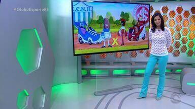 Globo Esporte RS - Bloco 3 - 02/05/2017 - Assista ao vídeo.