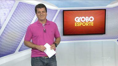 Globo Esporte MA 02-05-2017 - GloboEsporte Maranhão desta terça-feira (02.05) fala de Moto, Sampaio e Imperatriz no futebol maranhense.