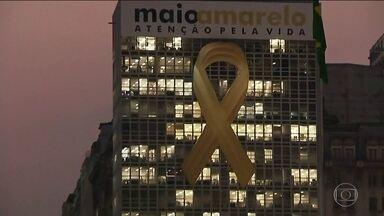 Cidade de São Paulo adere ao movimento mundial de alerta contra as mortes no trânsito - É um movimento que une governos, organizações sociais e a sociedade civil contra o alto índice de acidentes fatais em todo o mundo.