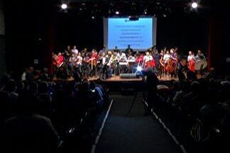 Funcionários da Prefeitura de Mogi das Cruzes são destaques em apresentação - Apresentação foi nesta terça-feira (2) no Teatro Vasques.