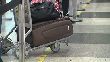 Justiça derruba liminar que suspendia cobrança extra por bagagens por companhias aéreas - Empresas já podem cobrar por malas despachadas.