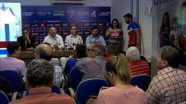 Fortaleza anuncia mudanças para o clube - Veja mais em g1.com.br/ce