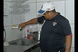 Mais de 20 bairros da Grande Belém ficaram sem água nesta terça-feira, 02 - De acordo com a Cosanpa, 18 bairros continuam sem fornecimento de água.