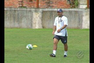 Remo espera chegar descansado para final do estadual - Equipe se prepara para final do Campeonato Paraense, neste domingo, contra o Paysandu. Preparador físico Robson Melo fala sobre trabalho.