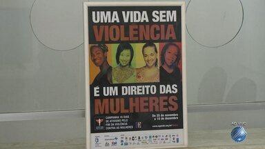Centro de referência ajuda mulheres vítimas de violência em Salvador e Juazeiro - Mais de 10 mil casos de violência contra a mulher já foram denunciados até março deste ano. Conheça o centro Loreta Valadares.