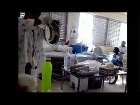 Paciente 'assume' a função de enfermeiro no maior hospital de MG, o HPS João XXIII - Paciente 'assume' a função de enfermeiro no maior hospital de MG, o HPS João XXIII