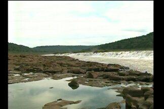 Comprovada a influência da Usina Foz do Chapecó no Salto do Yucumã - Agora serão propostas mudanças para a visibilidade do ponto turístico.
