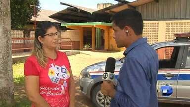 Escola estadual Plácido de Castro é assaltada pela quinta vez neste ano - Caso aconteceu na manhã desta quinta-feira (4).