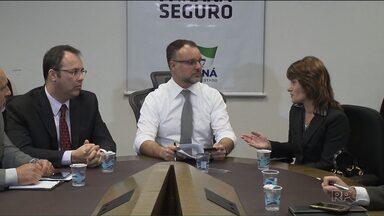 Sesp define esquema de segurança para depoimento de Lula em Curitiba - O ex-presidente vai prestar depoimento ao juiz Sérgio Moro no dia 10 de maio.