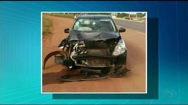 Motociclista morre em acidente no norte do estado - Motociclista morre em acidente no norte do estado